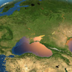 The sabre-rattling in Ukraine is heating up the Black Sea